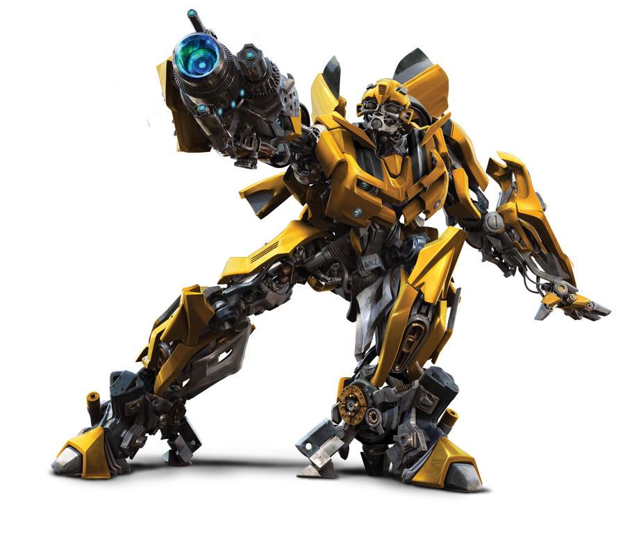Autobots - Bumblebee 3 by jasta-ru