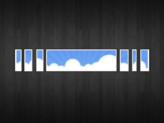 Cloud on DarkWood by Muy-Bien