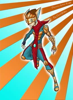 Pheonix Armor: V2