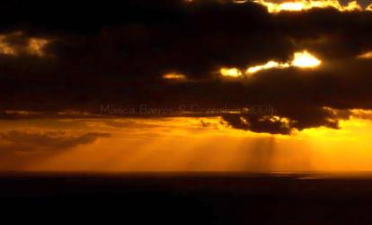 Stormy Sunshine by MyLittleWorld