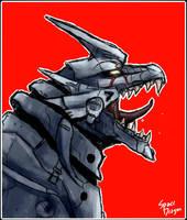 Berserk Kiryu by SpaceDragon14