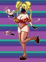 Ramen Girl! by SpaceDragon14