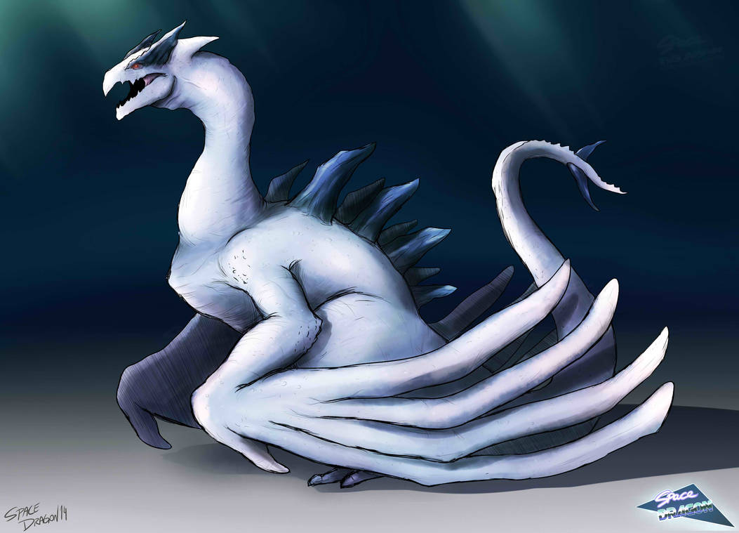 Lugia by SpaceDragon14