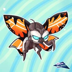 Mini Mothra KOTM
