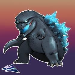 Mini Godzilla - KOTM