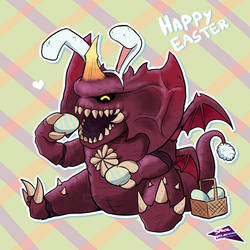 Destoroyah Easter 2019