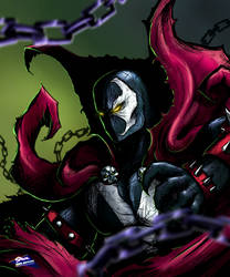Spawn by SpaceDragon14