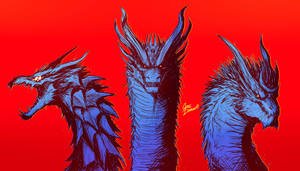 Triple Ghidorah