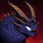 King Godorah (Godzilla + King Ghidorah)