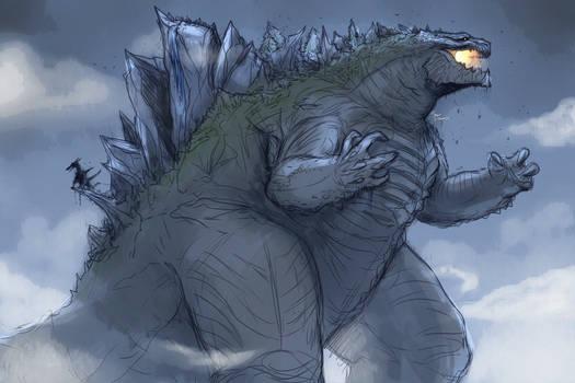 Godzilla Earth 2021