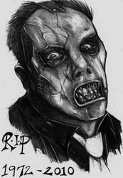 paul gray slipknot tribute by darkartistdomain