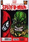 Spiderman Vs Lizard Remark