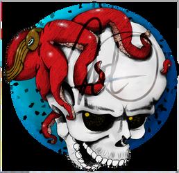 Skull by M-nav