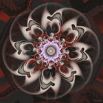 Gnarl rose - Twists and Turns4 by innac