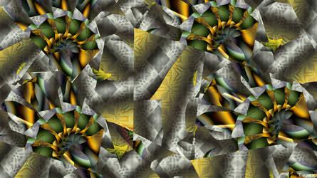 ufr chain pong1550 Spirals in Puzzle