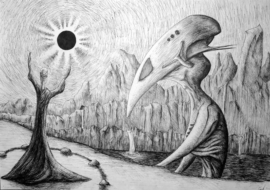 Worshipers of the eclipse