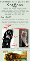 Courtneyrc's Cat Paw Tutorial -Part 1-