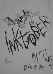 happy inktober
