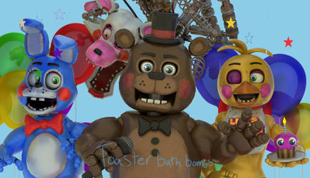 FNAFHW: Toys release!