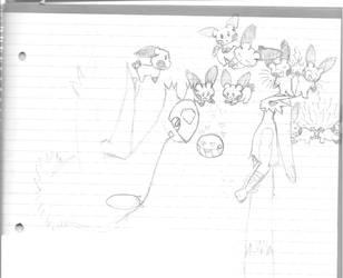 Art Dump 3 by makisensei