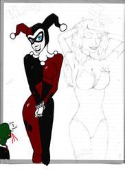 Harley Quinn by makisensei
