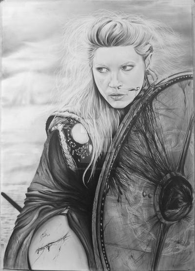 Lagertha Lothbrok by ChrisStoner