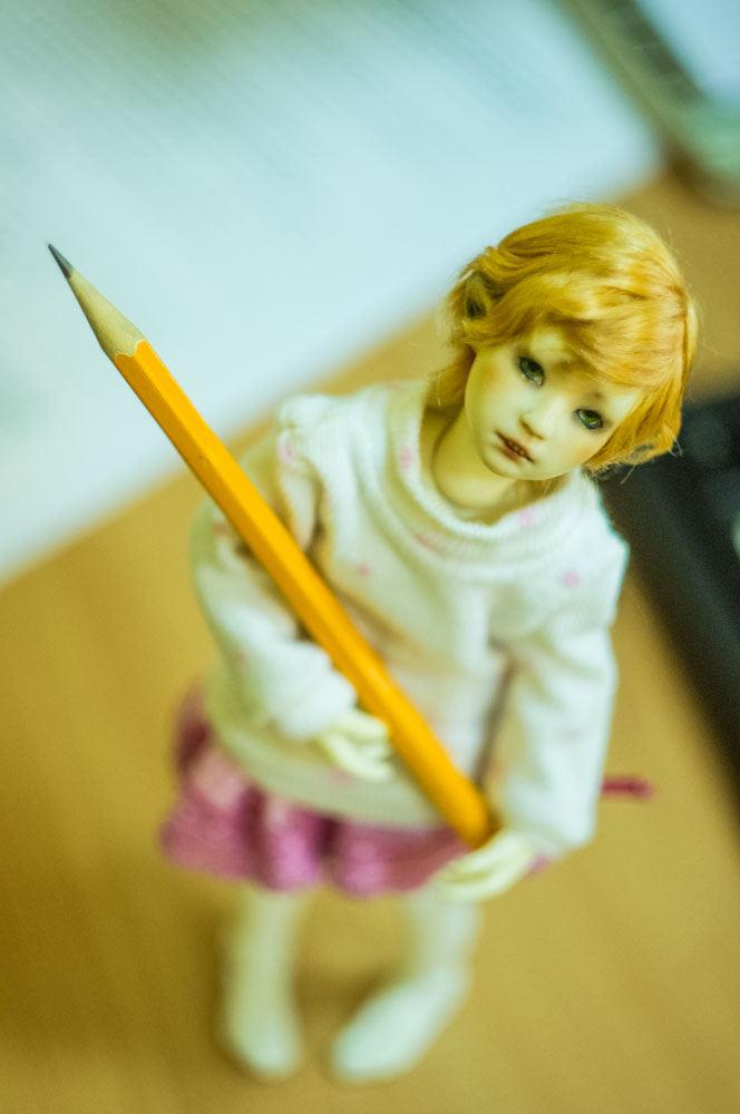 My little helper by Rosaki