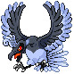 Shadow Ho-oh by ZomZoomg