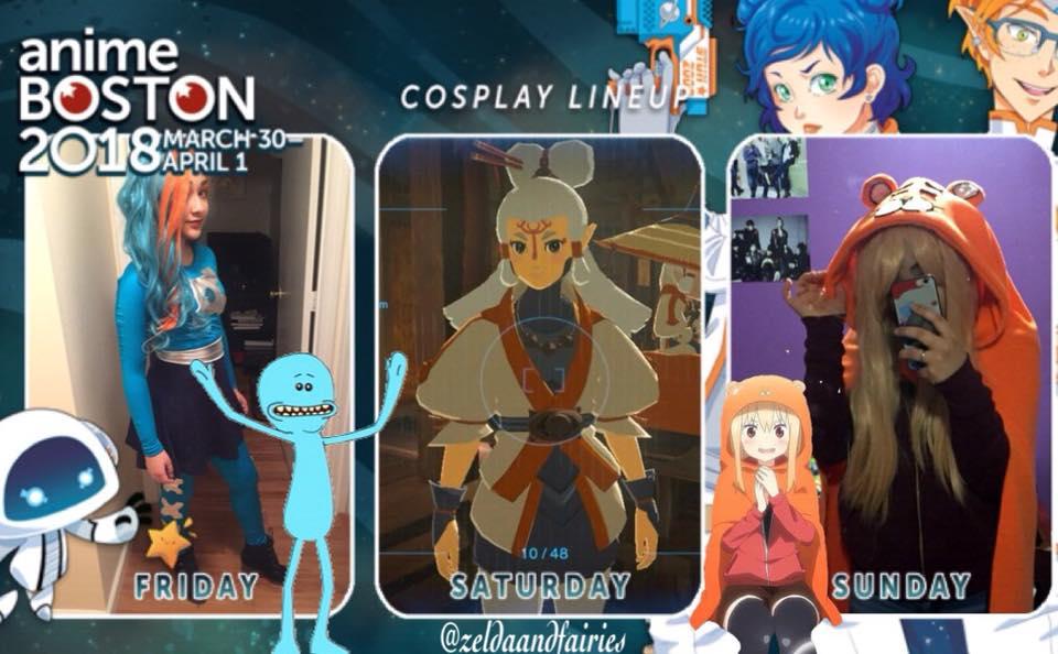 Anime Boston 2018 Lineup By Zeldaandfairies On Deviantart
