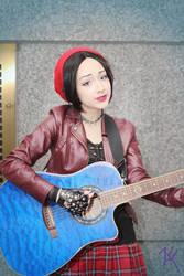 Nana Osaki - NANA - AB 2014 by ZeldaandFairies