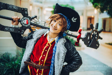 Pirate Sora    Kingdom Hearts 3 @ Anime Boston '19