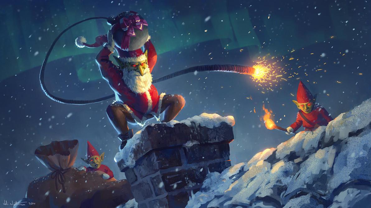 Explosive Christmas by Vablo