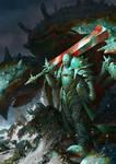 Crustacean Warrior