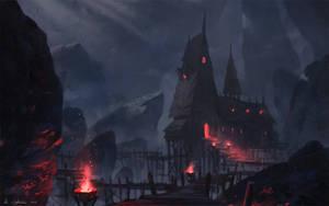 Witch Hut by Vablo