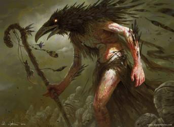 Plague Avatar by Vablo