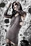 Kat Von D by wentzxxpete