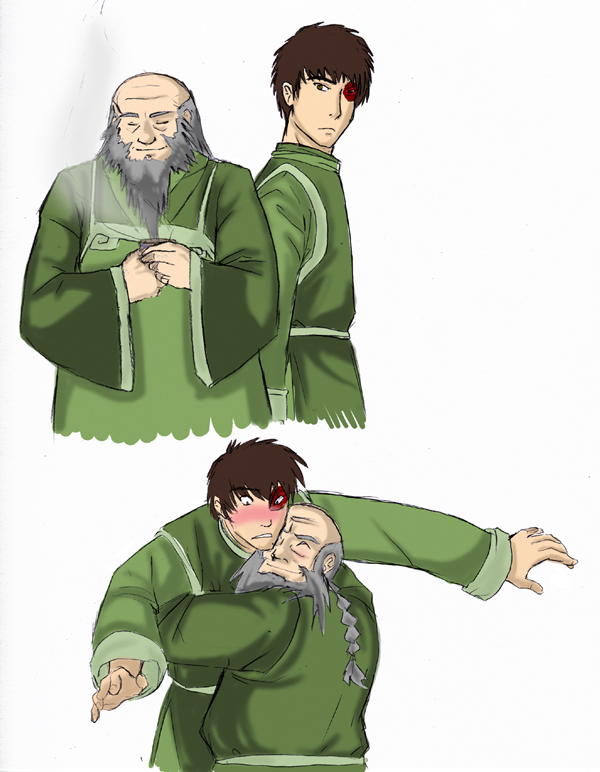 zuko and iroh relationship counseling