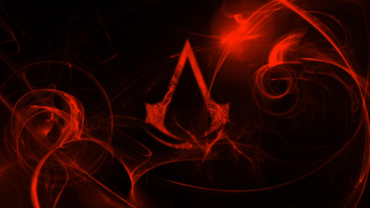 assassin logo- abstract wallpaperprerakr on deviantart
