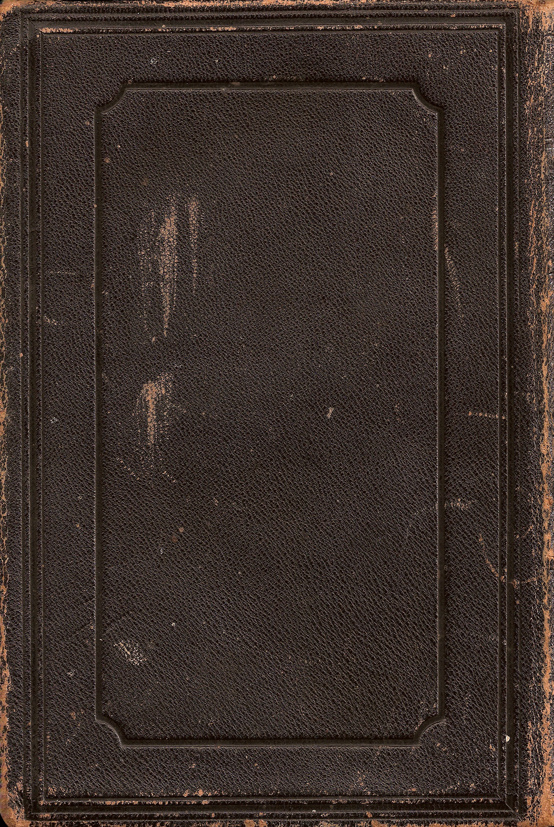 Photo Old Book Cover Tutorial : Worn book back by sputt on deviantart