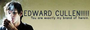 Edward Cullen stamps by RomanceofTheTwilight