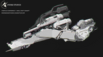 Starfold Confederacy - Small craft concept