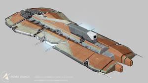 SFC - Capital ship concept.