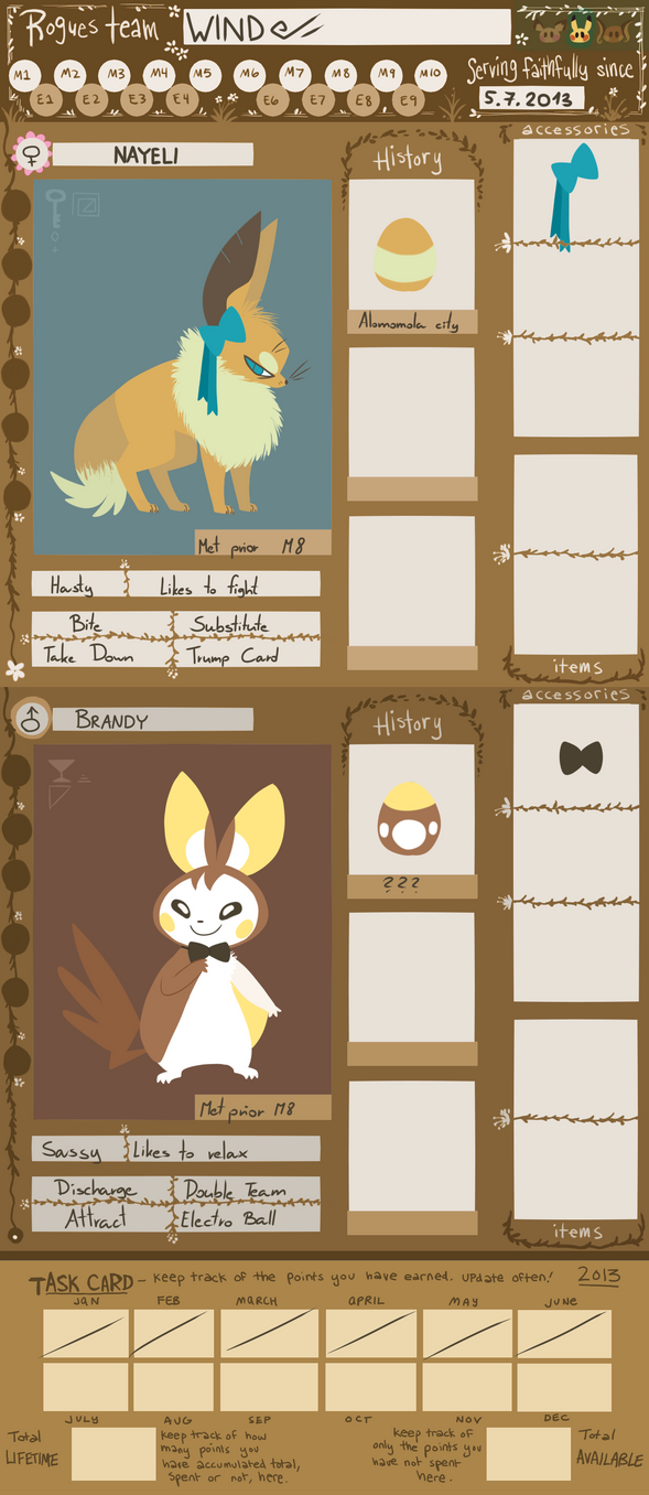 PMD-e: Team Wind - New by Chigle