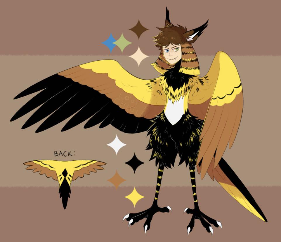 [T] Harpy Adam