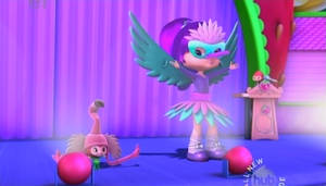 Plum And Princess Berrykin's Dance