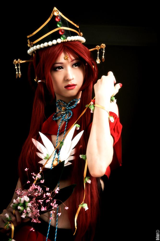 Sailor Kakyuu III by VenusLim