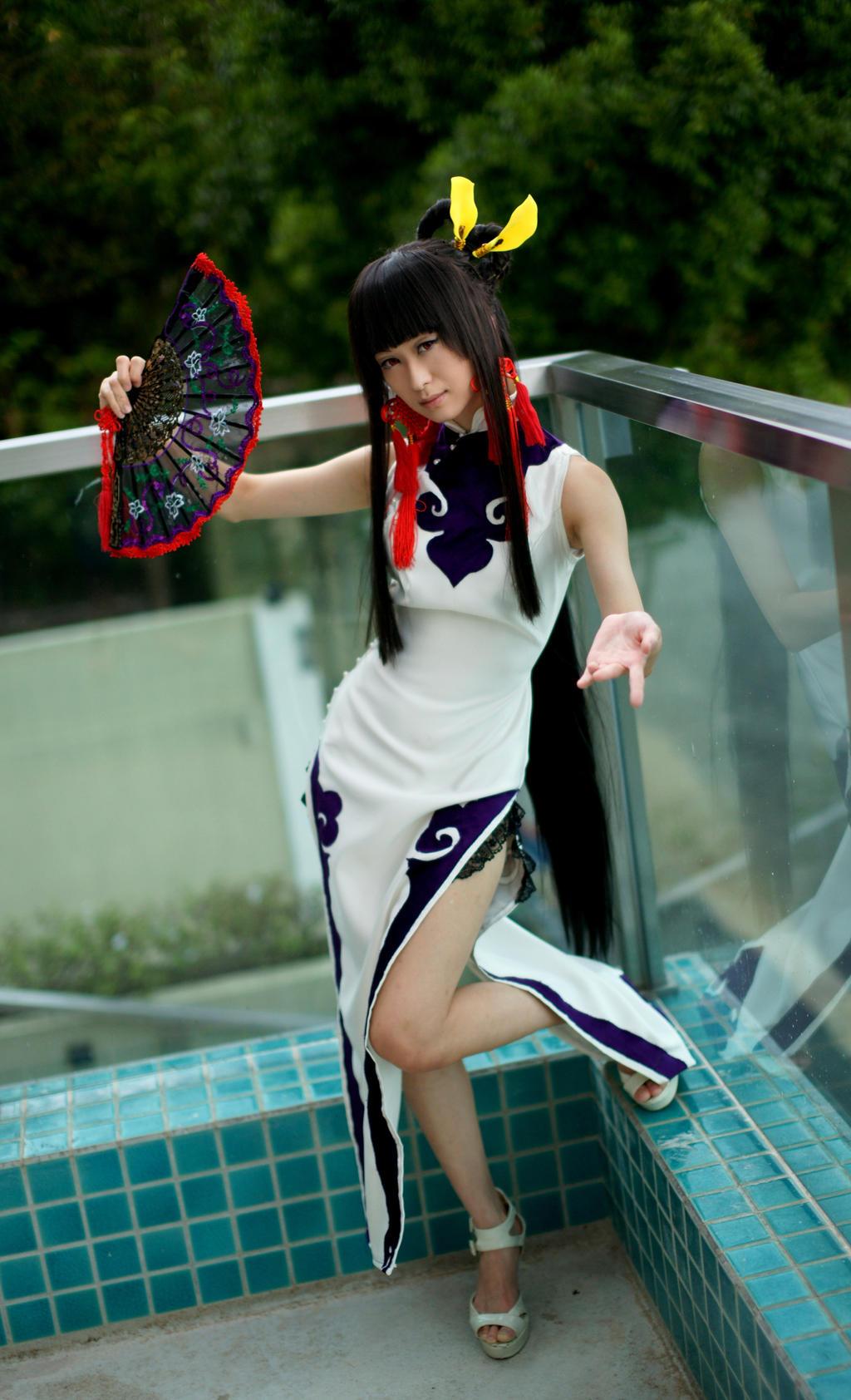 XXXHolic: Yuuko Ichihara (full) by VenusLim