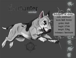 Wolfszeit-Derchantor by realWolfshade