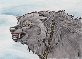 ACEO-Dallas III by realWolfshade