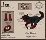 Lex character sheet